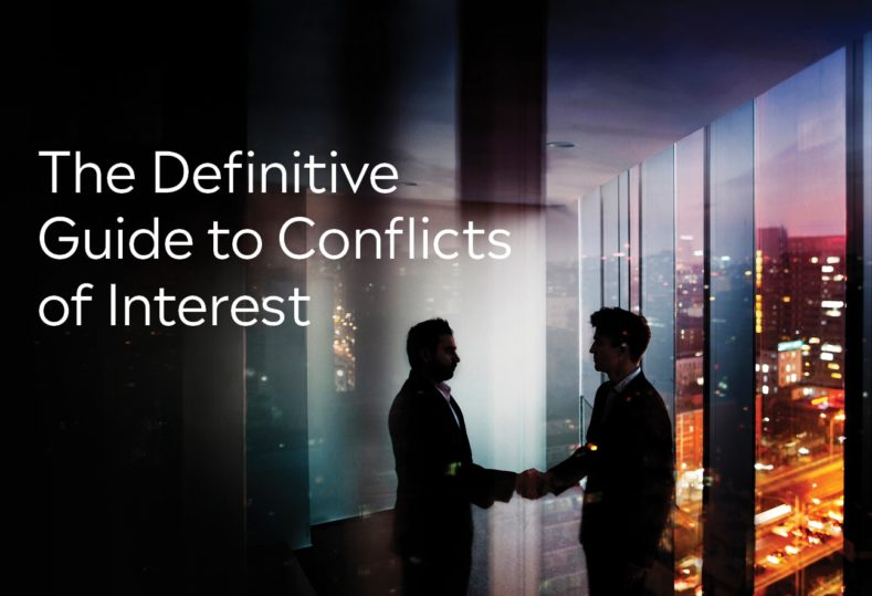 The Definitive Guide to Conflicts of Interest