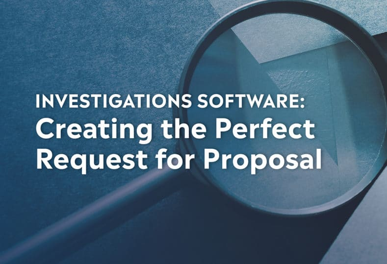 Creating the Perfect Request for Proposal